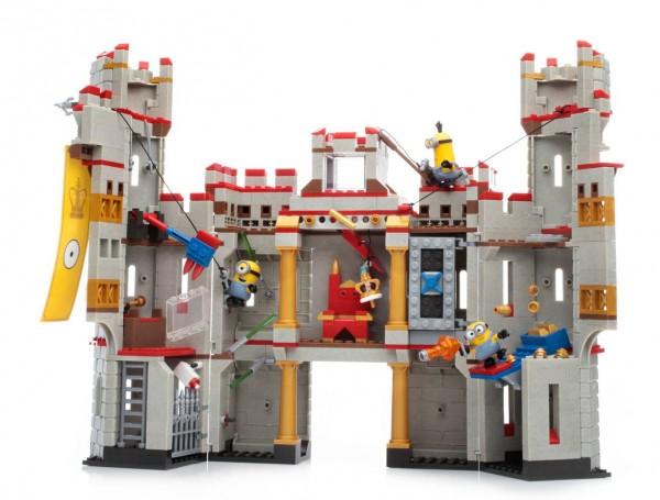 Minions Mega Bloks Bauset Castle Adventure