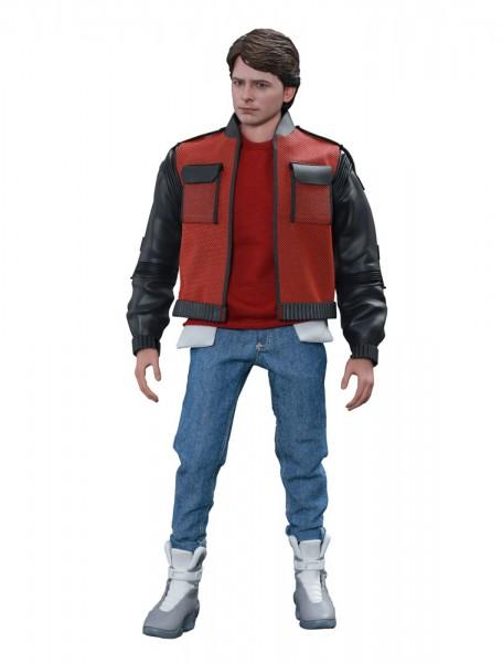Zurück in die Zukunft II Movie Masterpiece Actionfigur 1/6 Marty McFly 28 cm