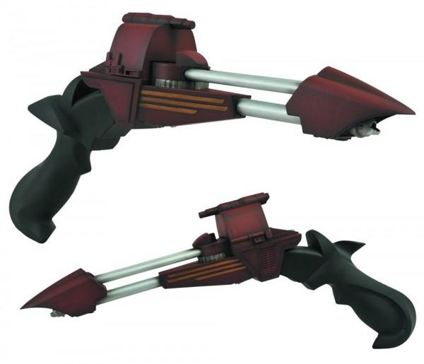 Star Trek III Replik 1/1 Klingonischer Disruptor