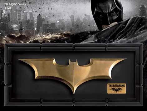 Batman The Dark Knight Rises Replik 1/1 Batarang