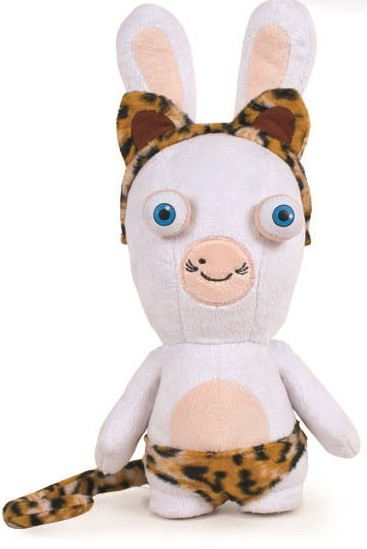 Raving Rabbids Plüschfiguren Show Time Kitten 32 cm