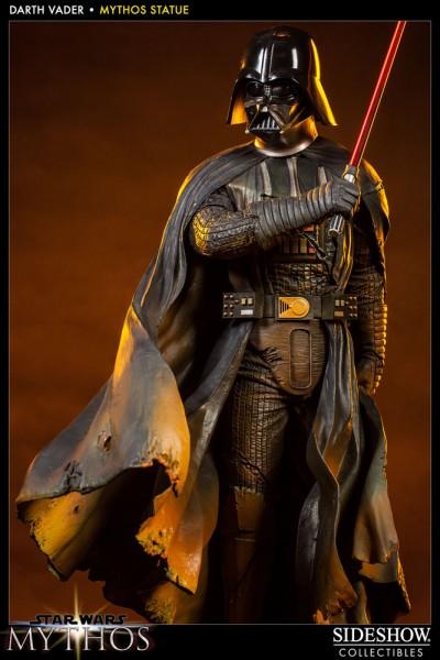 Star Wars Mythos Statue 1/5 Darth Vader Sideshow Exclusive 53 cm