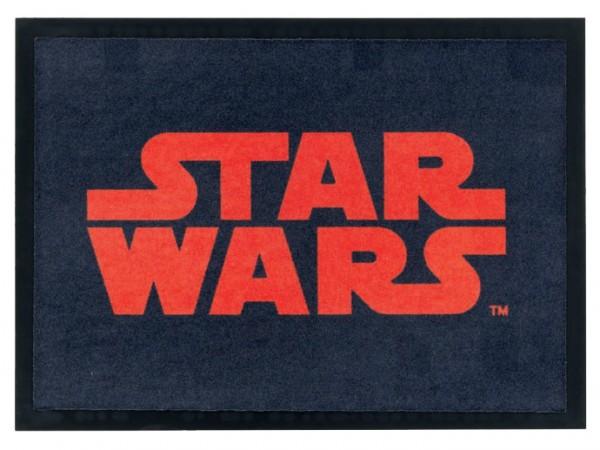Star Wars Fußmatte Red Logo 50 x 70 cm