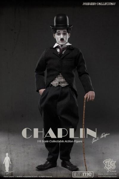 Charlie Chaplin Premier Collection 1/6 Actionfigur 30 cm