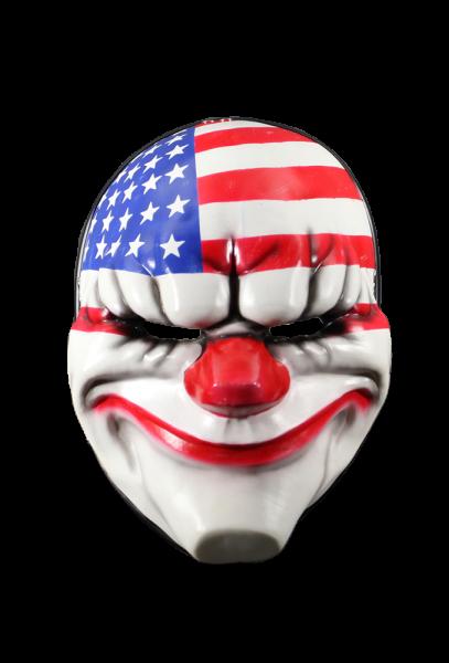 Payday 2 Maske Dallas