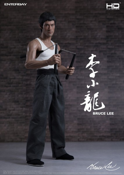 Bruce Lee HD Masterpiece Actionfigur 1/4 45 cm