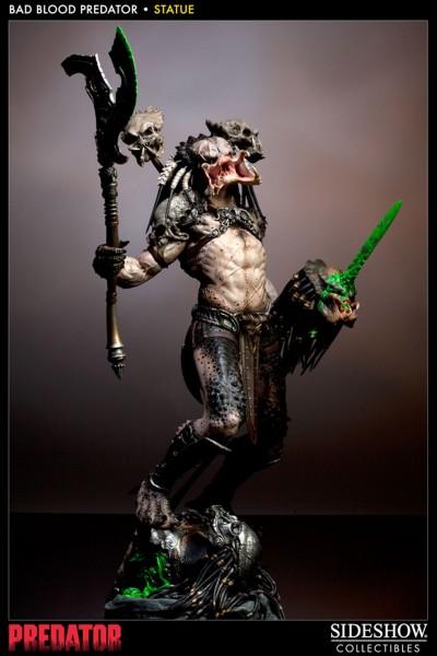 Predator Bad Blood Statue 1:6