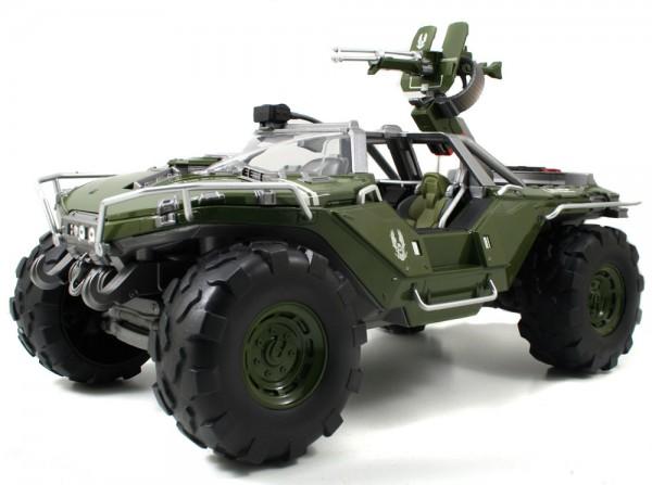 Halo 4 Diecast Fahrzeug Serie 1 UNSC Warthog Collector´s Edition 35 cm