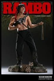 Rambo First Blood II 1/4 Premium Format