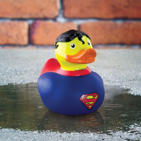 DC Comics Badeente Superman