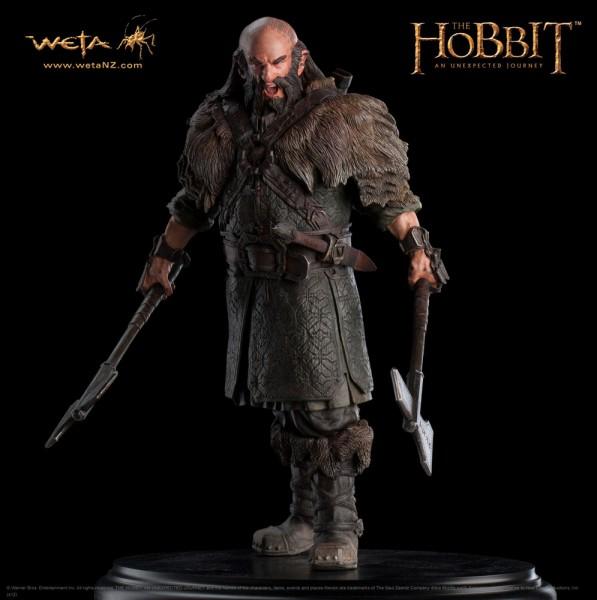 Der Hobbit Statue 1/6 Dwalin 25 cm