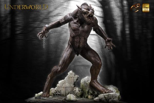 Underworld: Lycan 1:3 scale Maquette