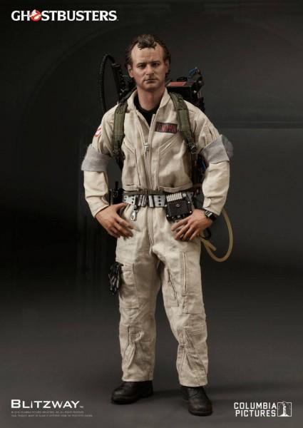 Ghostbusters Premium UMS Actionfigur 1/6 Peter Venkman 30 cm