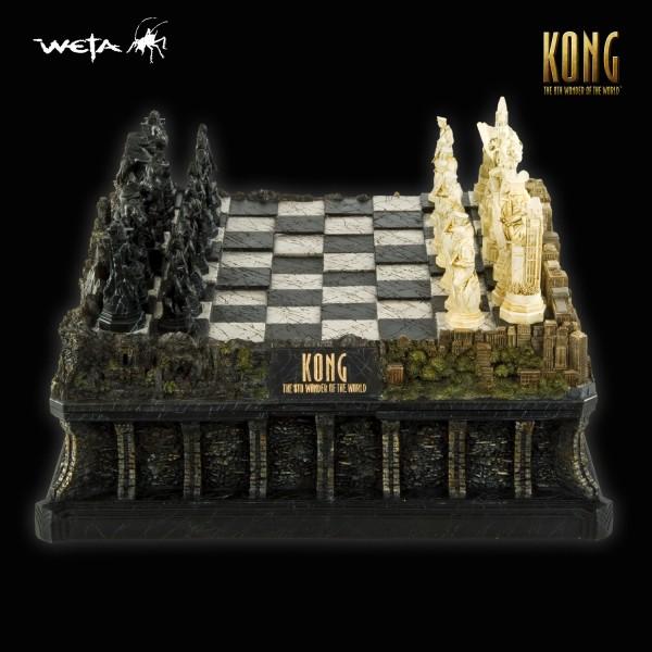 King Kong Schach Deluxe