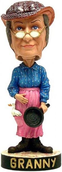 Beverly Hillbillies Granny Wackelkopf