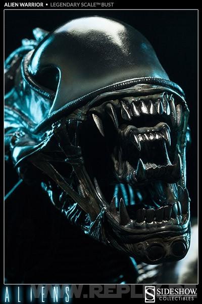 Aliens Legendary Scale Büste 1/2 Alien Warrior 34 cm