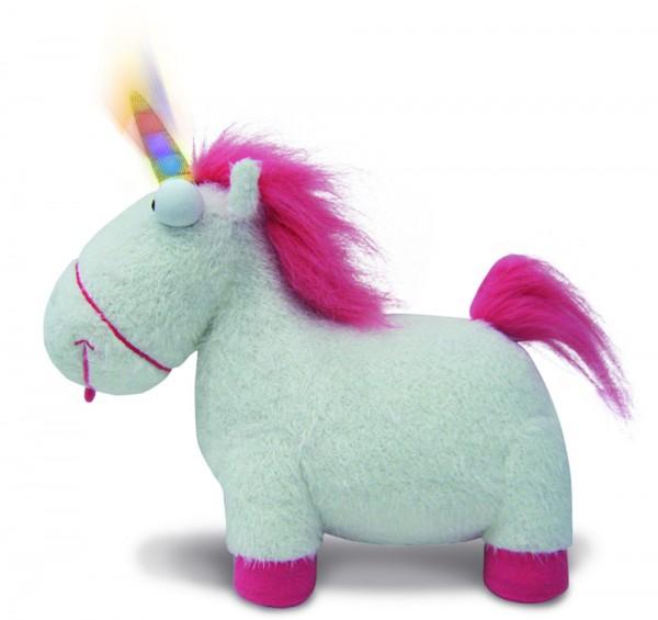 Ich - Einfach Unverbesserlich 2 Plüschfigur mit Sound Unicorn 36 cm Minions