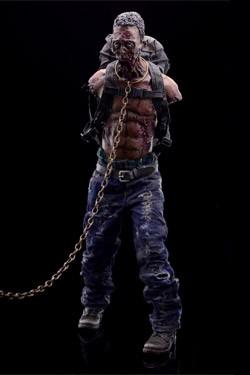 The Walking Dead Actionfigur 1/6 Michonne´s Pet Zombie 1 30 cm