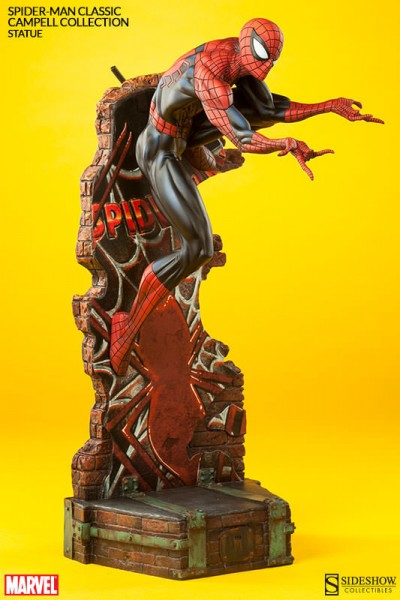 Marvel Statue J. Scott Campbell Spider-Man Collection Spider-Man Classic 46 cm