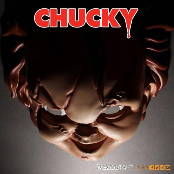 Chucky Die Mörderpuppe Maske Chucky 29 cm