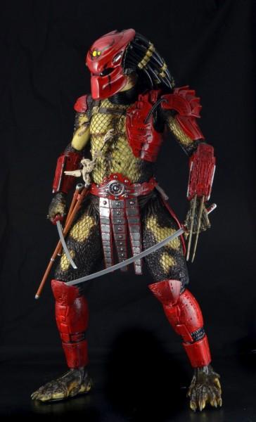 Predator Big Red 1/4 Scale Figur
