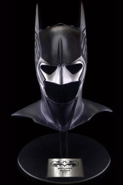 Batman & Robin Replik 1/1 Batmans Maske 51 cm