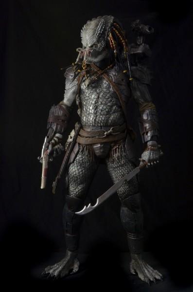 Predator Elder 1/4 Scale Figur