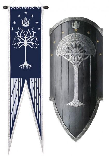 Herr der Ringe Replik 1/1 Gondorisches Schild 108 cm