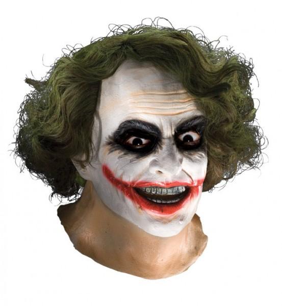 Batman The Dark Knight Latex-Maske The Joker
