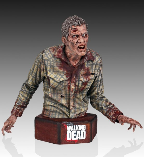 The Walking Dead Büste 1/6 Sophia Stalker Walker Zombie 18 cm