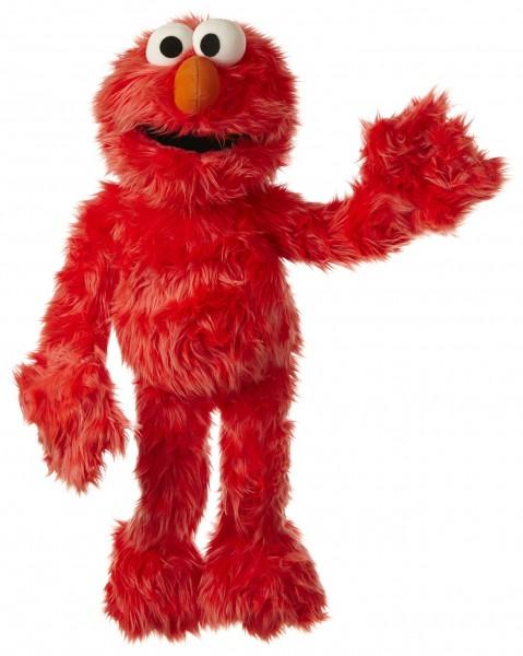 Elmo Sesamstrasse Handspielpuppe