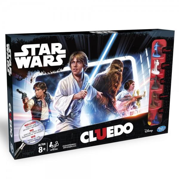 Star Wars Brettspiel Cluedo *Deutsche Version*