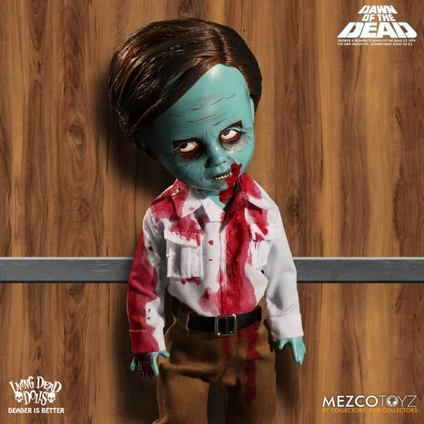 Dawn of the Dead Living Dead Dolls Puppen 25 cm Flyboy