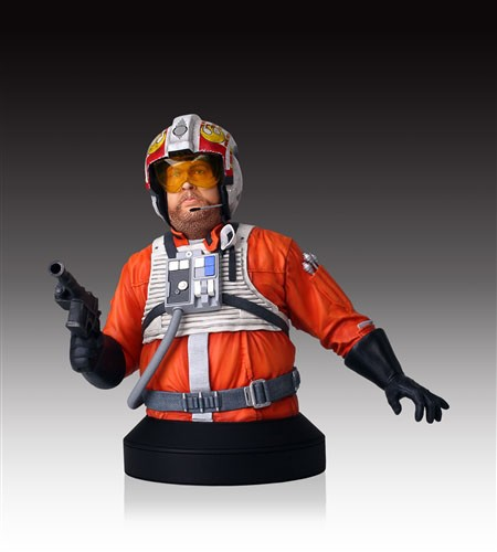 Star Wars Büste 1/6 Jek Porkins SDCC 2014 Exclusive 18 cm