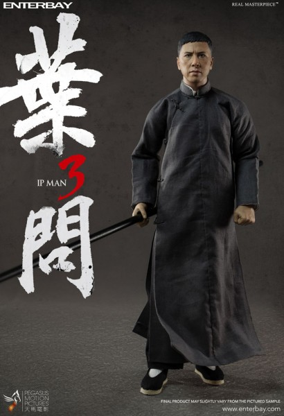 Ip Man 3 Real Masterpiece Actionfigur 1/6 Ip Man 30 cm