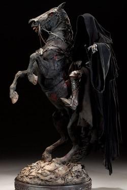Der Herr der Ringe Dark Rider of Mordor Premium Format figur 1/4 79 cm
