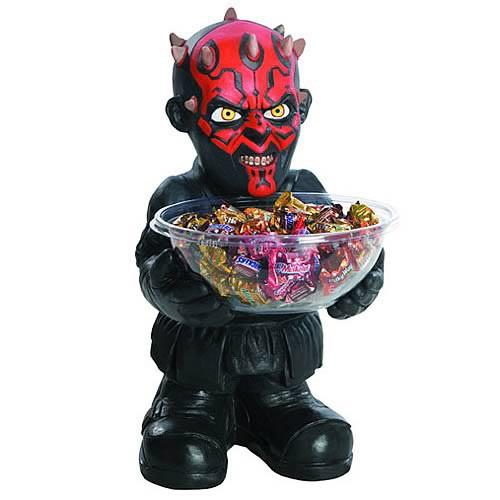 Star Wars Süßigkeiten-Halter Darth Maul 40 cm