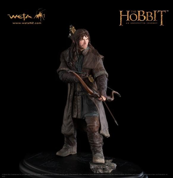 Der Hobbit Eine unerwartete Reise Statue 1/6 Kili 23 cm