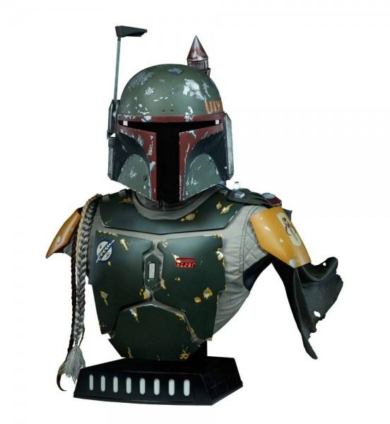 Star Wars Life-Size Büste Boba Fett 77 cm