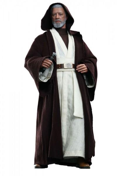 Star Wars Movie Masterpiece Actionfigur 1/6 Obi-Wan Kenobi 30 cm