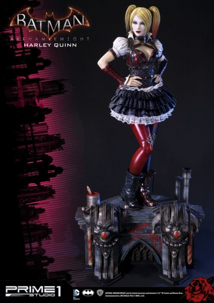 Batman Arkham Knight 1/3 Statue Harley Quinn 73 cm