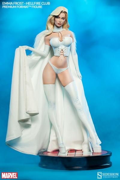 Marvel Premium Format Figur Emma Frost Hellfire Club 51 cm