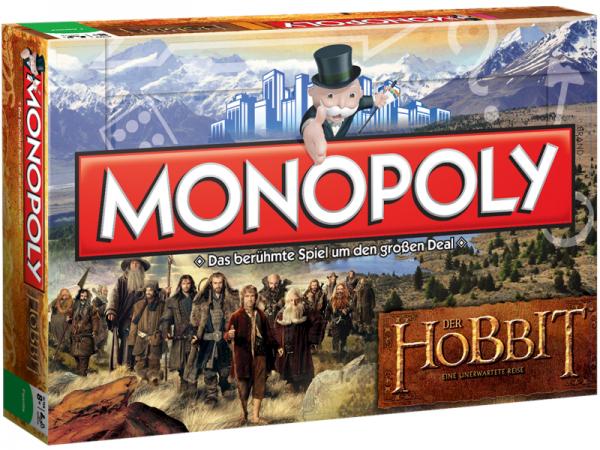 Der Hobbit Brettspiel Monopoly