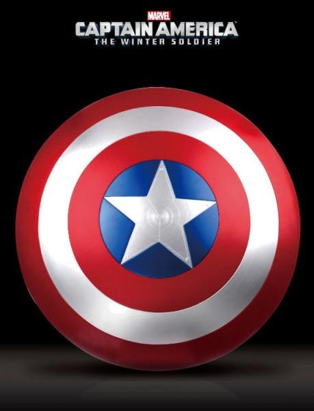 Captain America The Return of the First Avenger Replik 1/1 Schild 69 cm