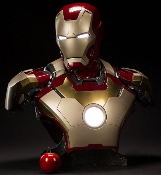 Iron Man 3 Büste 1/1 Iron Man Mark 42 66 cm