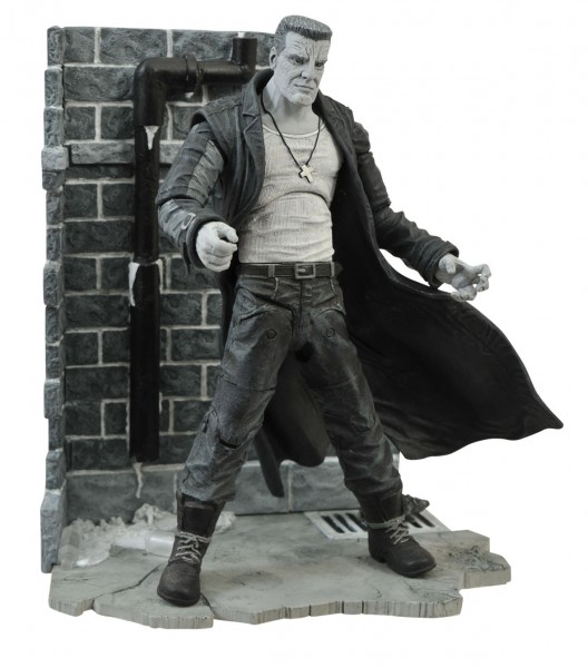 Sin City Select Actionfigur Serie 1 Marv Previews Exclusive 18 cm
