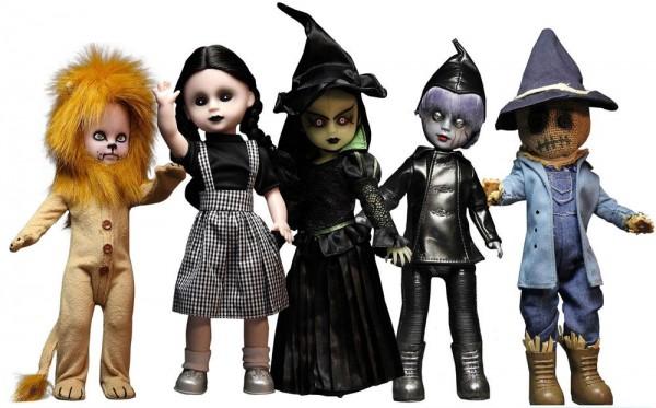 Living Dead Dolls Puppen 25 cm Zauberer von Oz Sortiment (5)