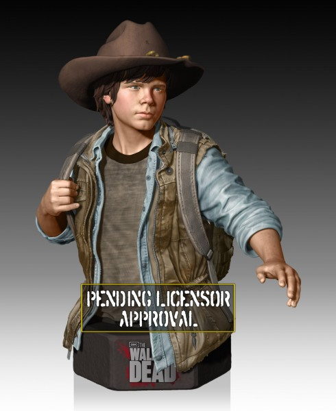 The Walking Dead Büste 1/6 Carl Grimes