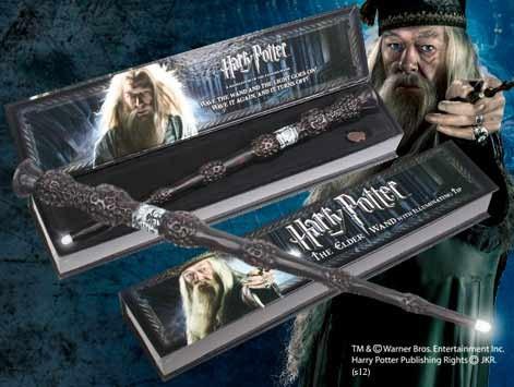 Harry Potter Leucht-Zauberstab Albus Dumbledore 36 cm