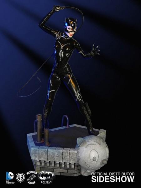 Batmans Rückkehr Maquette Catwoman 43 cm
